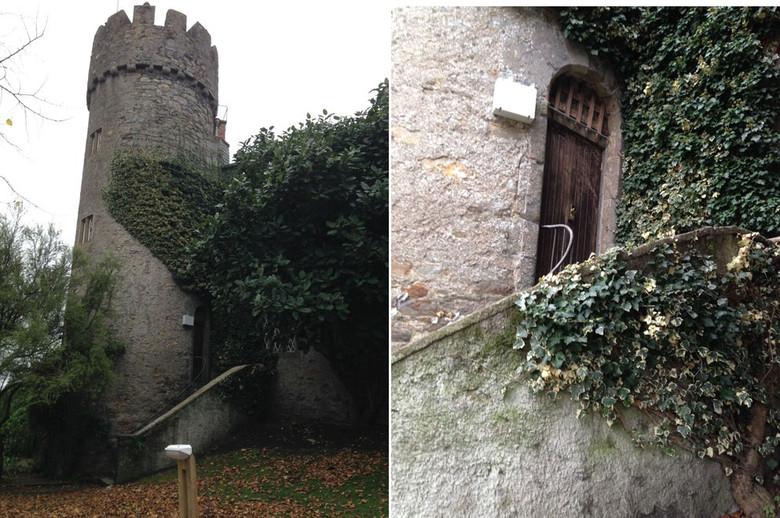 Призраки замка Малахайд (3 фото)