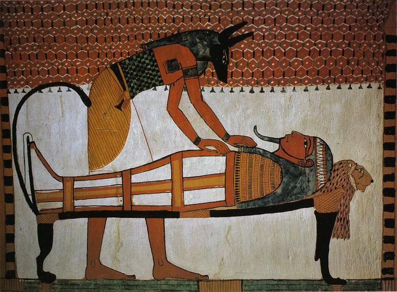 Гипотеза: Египетские традиции мумификации фараонов переняты у древних атлантов? (6 фото)