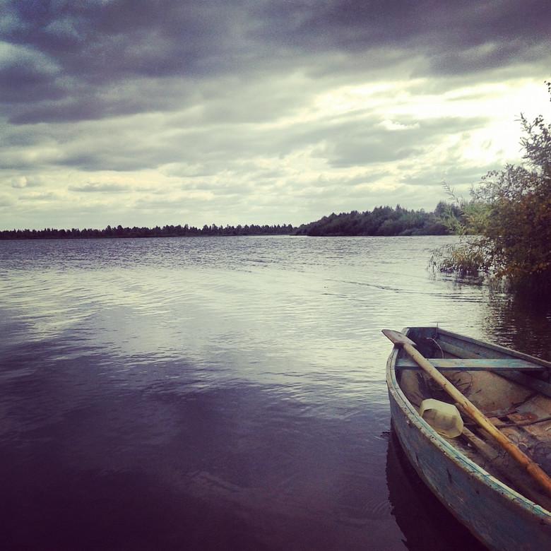 Необычные озера Коми