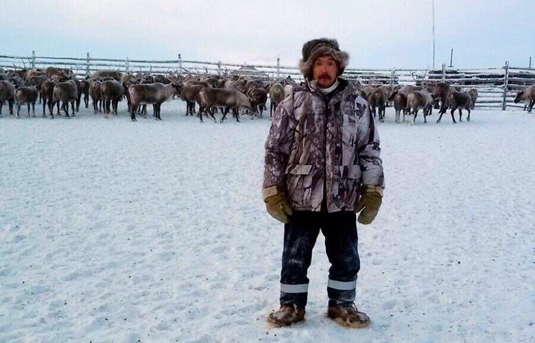 Якутский оленевод выживал в тундре 44 дня (3 фото)