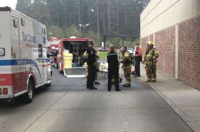 В больнице Орегона люди стали видеть необычные галлюцинации (2 фото)