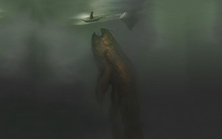 Загадочные глубоководные существа