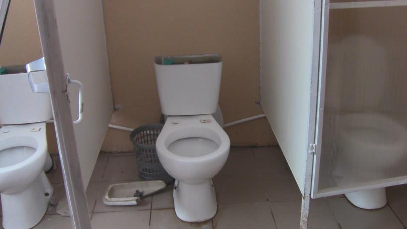 Скрытая камера в женском туалете англии