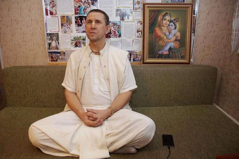 Интервью с самарским кришнаитом: о Боге, реинкарнации и духовной чистоте  (5 фото)