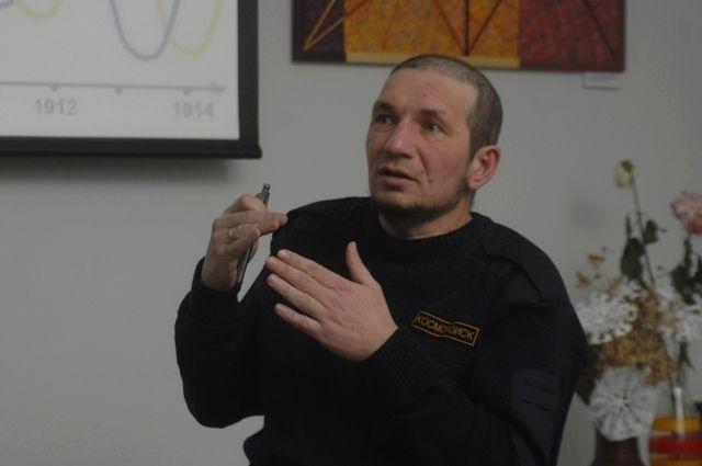 Вадим Чернобров об аномалиях Брянской области (5 фото)