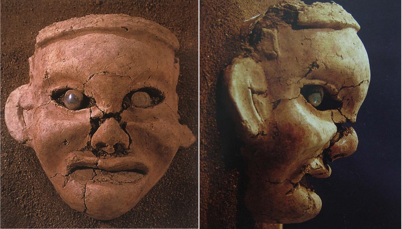 Кого изображают нефритовые статуэтки древней культуры Хуншань?