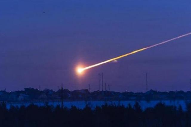 В Хакасии предположительно упал метеорит (+5 Видео)