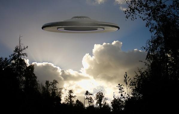 Очевидец из Пенсильвании рассказал о разделившемся на две части НЛО (3 фото)