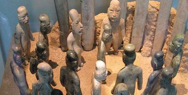 Гипотеза: Загадочные ольмеки это мигрировавшие в древнюю Америку китайцы?