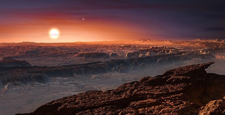 Планета Проксима b: Неужели это та самая Вторая Земля?