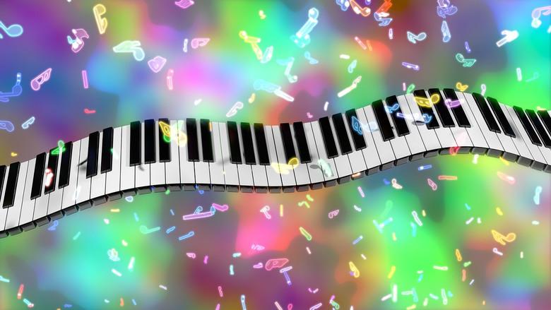 Странные музыкальные галлюцинации (2 фото)