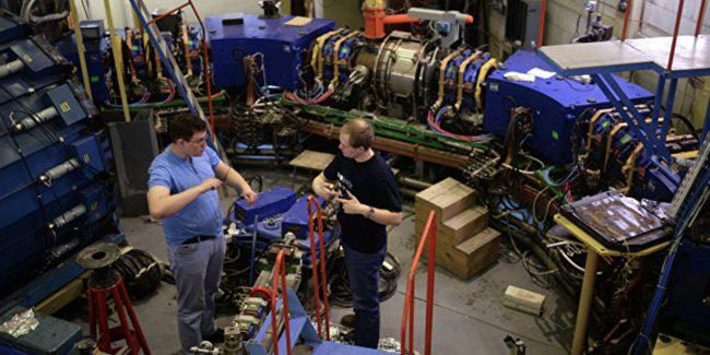 Новосибирские физики построят свой коллайдер