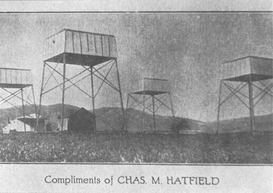Чарльз Хэтфилд - человек, который вызывал дождь с помощью загадочного порошка (6 фото)