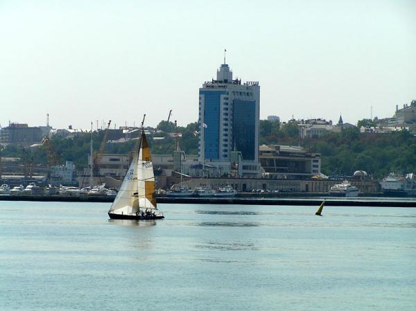 Наблюдение НЛО в Одессе в сентябре 2014 года