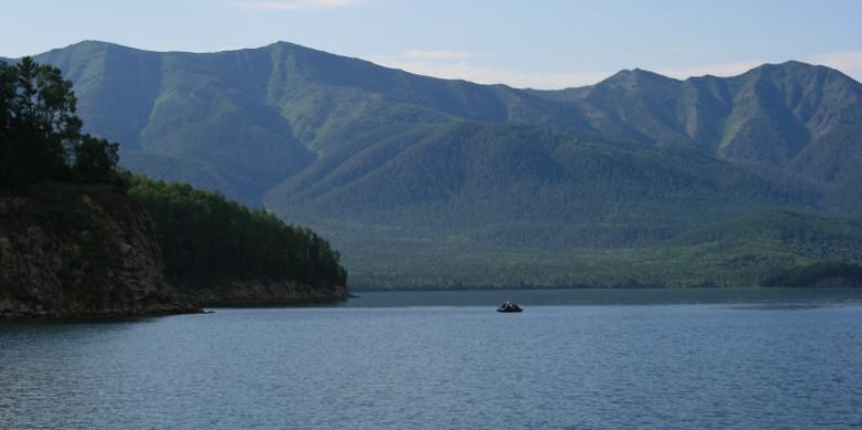 Байкальские НЛО (2 фото)