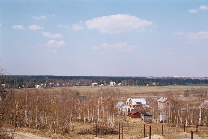 Аномалии Подмосковья: Катуарская аномальная зона (3 фото)