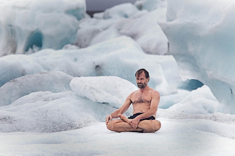 """Вим Хоф - """"Ледяной человек"""""""