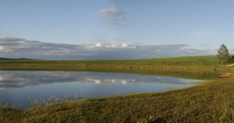 Тайны бурятского озера Соболхо (3 фото)