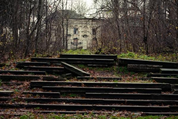 В Брянске в социальных сетях обсуждают призрака появившегося на фото