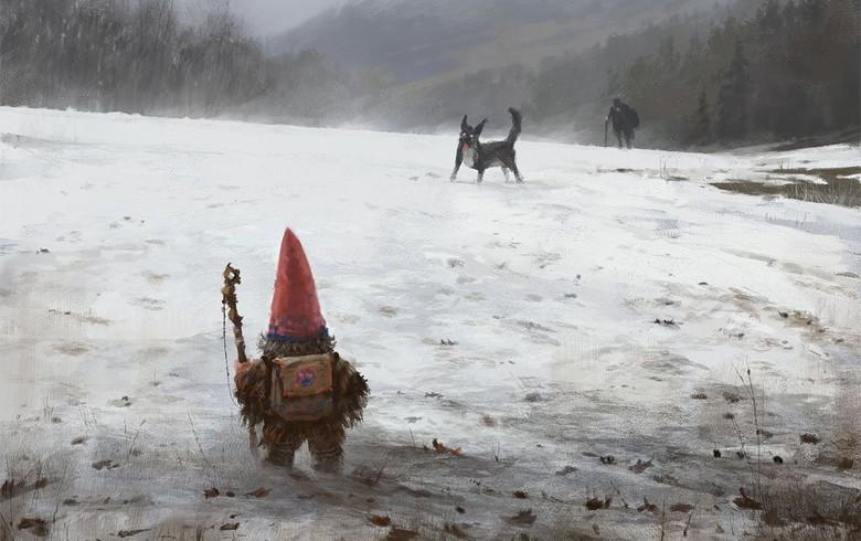 Не пришельцы, не йети и не Несси: Встречи с очень необычными существами (3 фото)