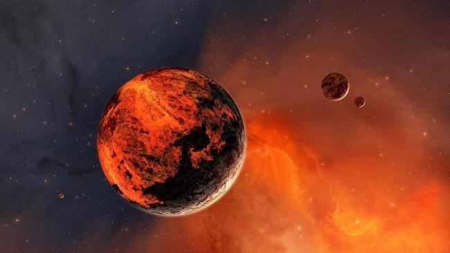 Новые данные о наличии воды в прошлом и планы вернуть Марсу атмосферу