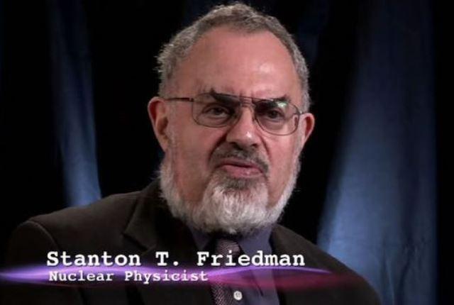 Канадский физик-ядерщик верит в инопланетян и их визиты на Землю