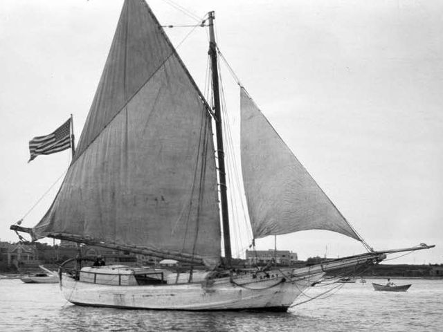 """Самые известные корабли, ставшие жертвами """"Бермудского треугольника"""" (7 фото)"""