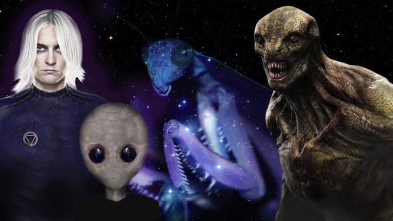 Нордические и ящероподобные пришельцы тоже похищают людей