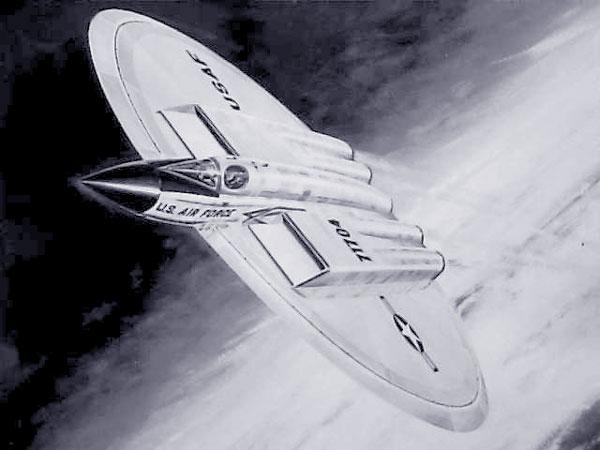 Секретные разработки дискообразного летательного аппарата фирмы «Канадиен Авро»  (4 фото)