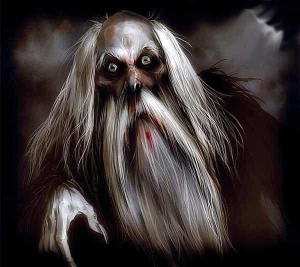 Мистика вокруг смерти ведьм и колдунов (2 ajnj)