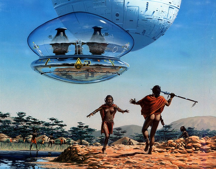 Пришельцы-иновремяне
