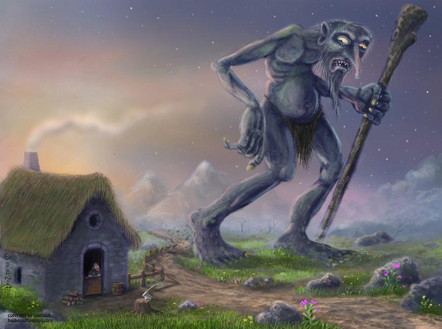 Пугают, наказывают и вознаграждают: Духи, обитающие в горах