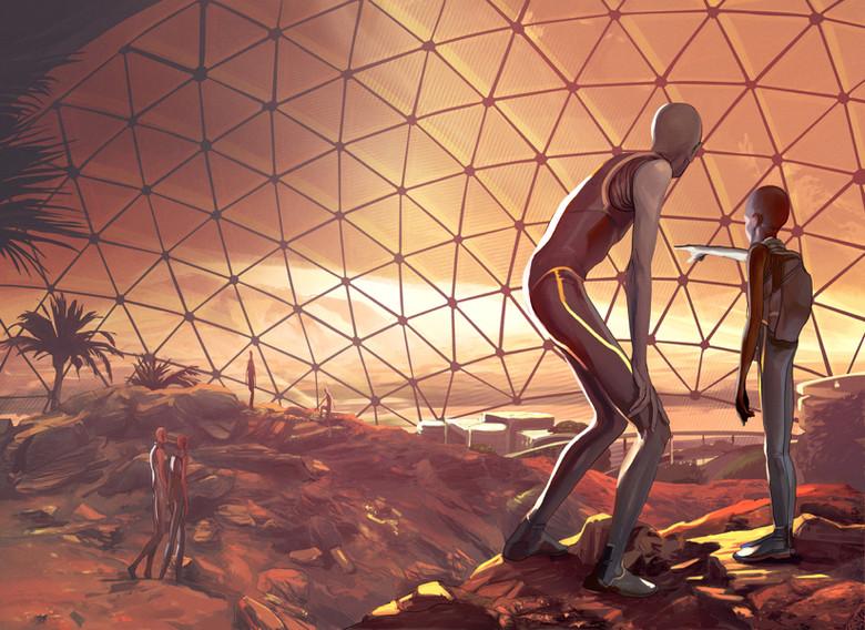 Человек версии 4.0. Какие изменения грозят человеку Будущего (6 фото)