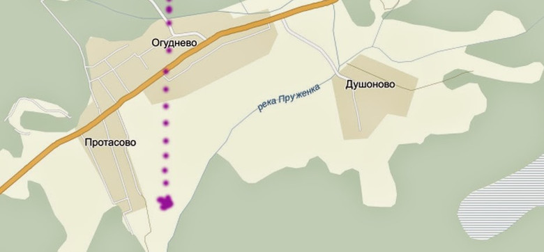 Аномалии Подмосковья: Протасовская аномальная зона (2 фото)