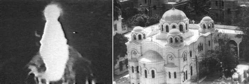Божия Матерь Зейтунская или тайна явлений Девы Марии толпам людей в Зейтуне (Египет)