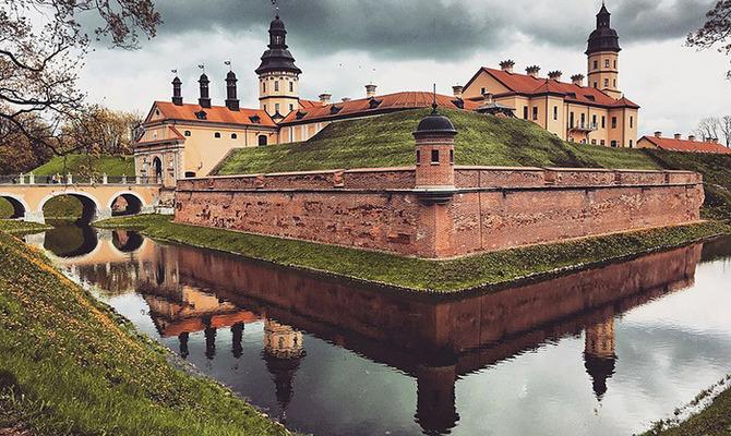 Знаменитые белорусские замки с привидениями