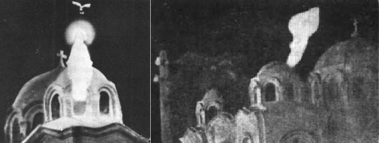 Божия Матерь Зейтунская или тайна явлений Девы Марии толпам людей в Зейтуне (Египет) (4 фото)