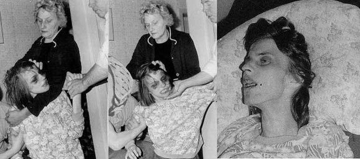История одержимости и смерти Аннелизы Михель (9 фото)