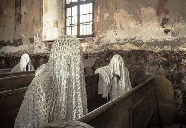 Как нечисть пугала меня при случайной ночевке в здании бывшей церкви