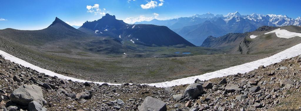 Аномальная зона плато Кумтюбе