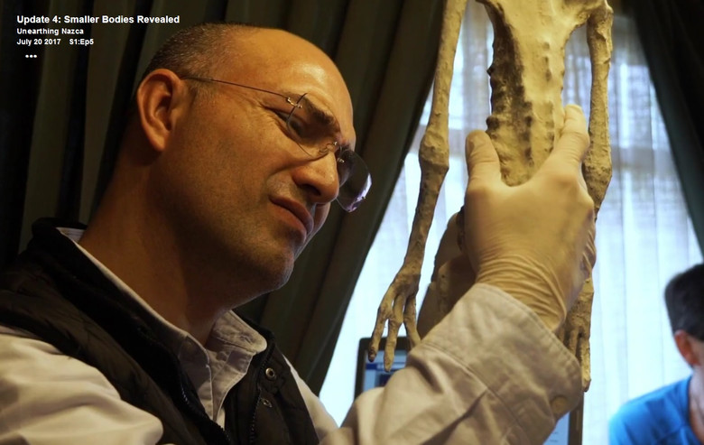 В Перу найдена мумия настоящего инопланетянина? S49358430