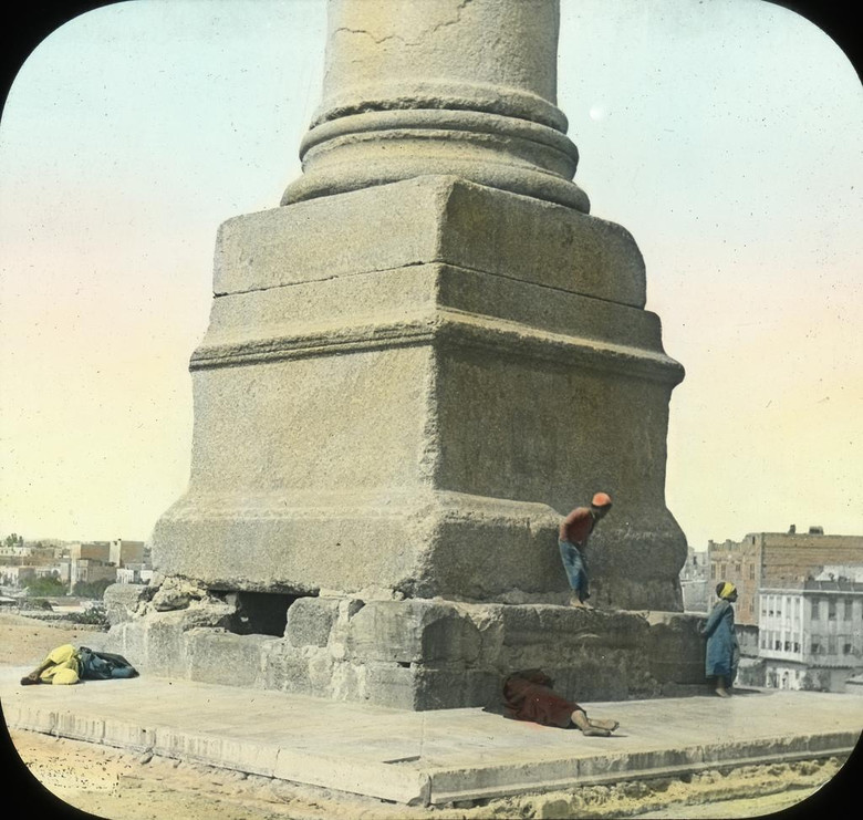 Помпеева колонна (5 фото)