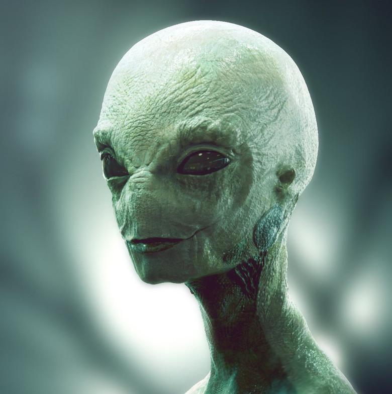 Подробности внешности гуманоидных инопланетян