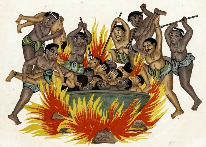 Десять описаний ада в разных культурах и религиях