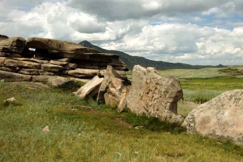Загадочные места Казахстана