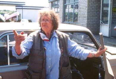 Мария-Жанна Кофман: Полжизни в поисках Снежного человека