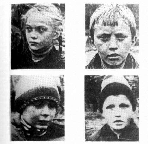 В 1989 году в Воронеже дети, играющие в футбол, встретили пришельцев из НЛО (8 фото)