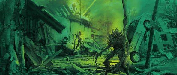 Пришельцы - наши друзья или враги? (3 фото)