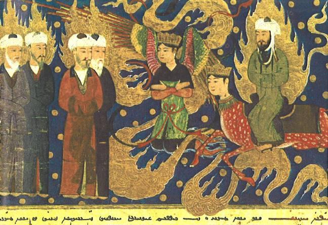 Исламский Рай: Вино, жемчужные дворцы и гурии