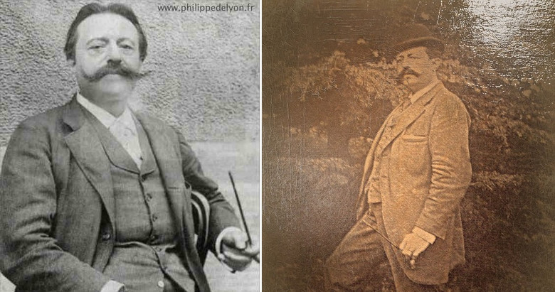 Французский целитель Филипп Низье излечивал людей молитвами (4 фото)